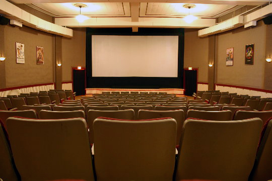 Onrga Theater, single screen, iroquois county, Onarga